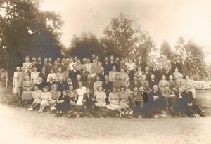 Kooperativa föreningen, avskedsfest 1947