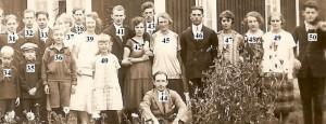 Bild 59 nummer b Samling hos J. A. Goth, Braas 1926