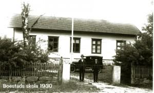 Boestads skola 1930
