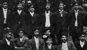 Bondekoren 1907 nummer