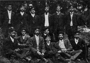 Bondekören 1907