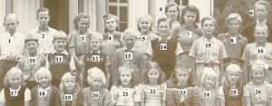 Flybo skola 1949-1950 nummer
