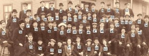 Folhogskolekurs 1913 nummer