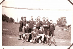 Fotbollslaget Drott från Norrhults by