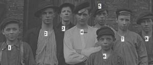 Glasbruksarbetare 1914 nummer