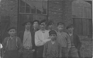 Glasbruksarbetare 1914