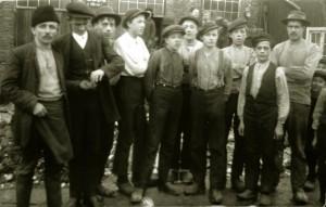 Glasbruksarbetare, okänt år