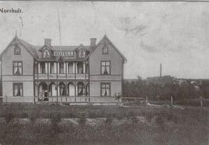 Hotellet i Norrhult, Träffenborg