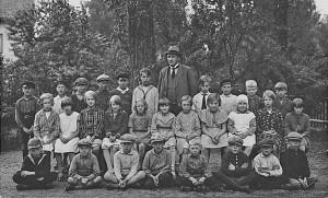 Klavreströms skola, okänt år