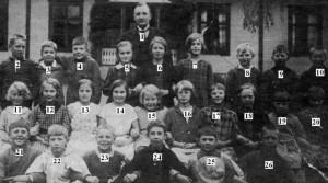 Klavrestrom 1931 nummer