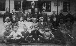 Klavreströms skola 1931