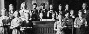 Klavrestrom skola 1942 nummer
