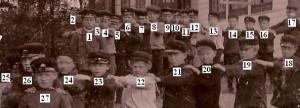 Klavrestroms skola 1908 nummer 1
