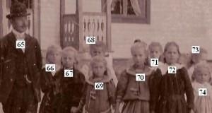 Klavrestroms skola 1908 nummer 3