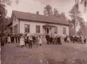 Klavreströms skola 1908