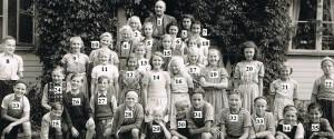 Klavrestroms skola 1949 nummer
