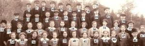Konfirmander 1914 nummer