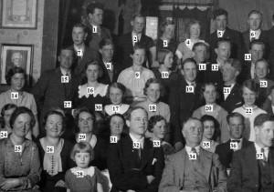 Logen ca 1935 nummer a