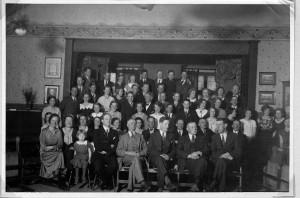 Logen IOGT Klavre framtid ca 1935