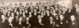 Musiker 1933 nummer