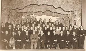 Musiker 1945