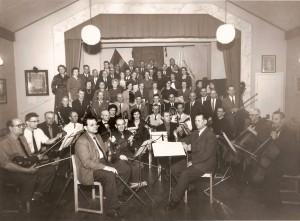 Musiker på logen Klavre framtid