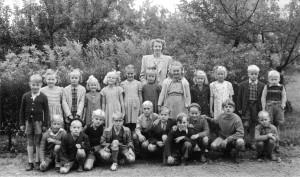 Norrhults skola, 1952/1953