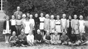 Norrhults skola, 1953/1954
