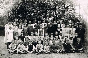 Norrhults skola 1936