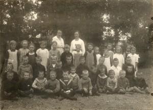 Norrhults skola 1920