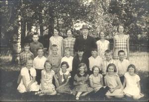 Norrhults skola 1927
