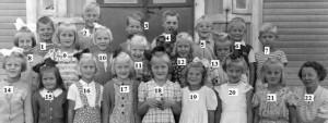Norrhults skola okant ar nummer