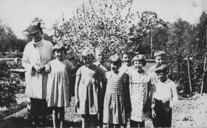 Norrhults skola 1935