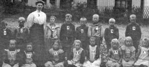 Notteback 1909 nummer
