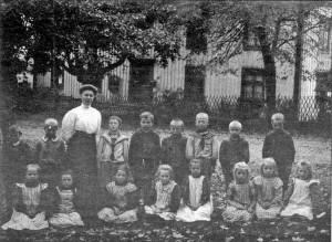 Nottebäcks skola 1909