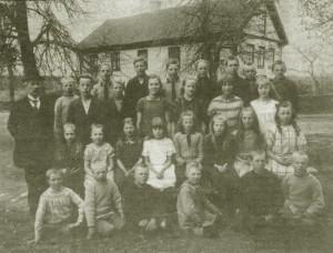 Nottebäcks skola, 1920-tal