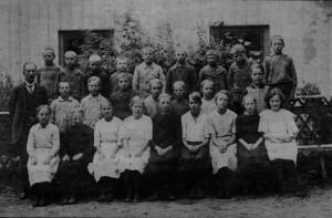 Nottebäcks skola 1928