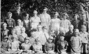 Nottebäcks skola 1930