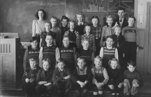Nottebäcks skola 1946/1947