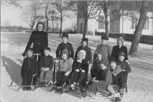 Nottebäcks skola 1945/1946