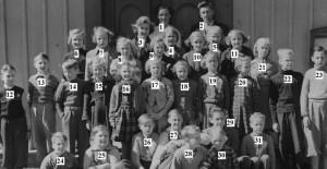 Notteback skola 52-53 nummer