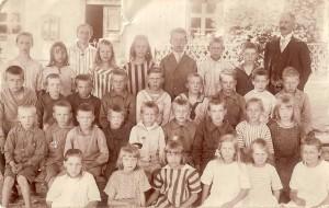 Nottebäcks skola ca 1920