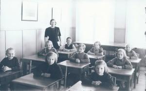 Nottebäcks skola 1941
