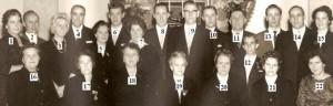 Nottebacks kyrkokor 1961 nummer