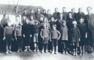 Nottebäcks skola 1934/1935