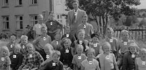 Nottebacks skola 50-51 nummer