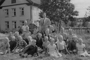 Nottebäcks skola 1950/1951