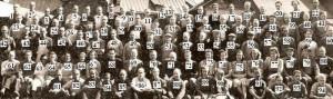 Rosdala glasbruk personal 1949 nummer