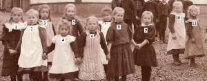 Skolfoto 1907 nummer 1