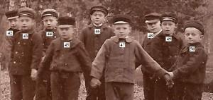Skolfoto 1907 nummer 5
